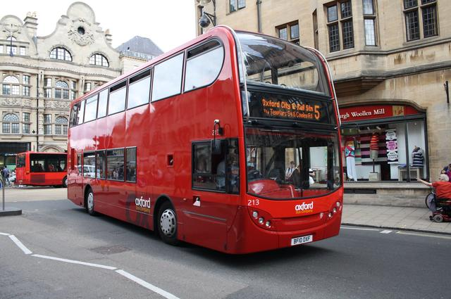 Oxford Bus Company